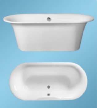 Ванна Astra-Form Монако 1740х800