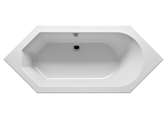 Ванна RIHO ALBERTA (B/P)190x80