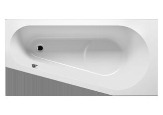 Ванна RIHO DELTA LEFT 160x80