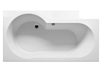 Ванна RIHO DORADO LEFT 170x75