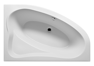 Ванна RIHO LYRA L/R 140x90