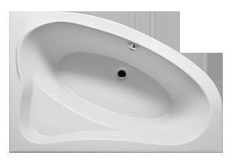 Ванна RIHO LYRA L/R 153x100