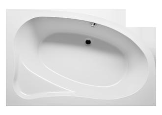 Ванна RIHO LYRA L/R 170x110
