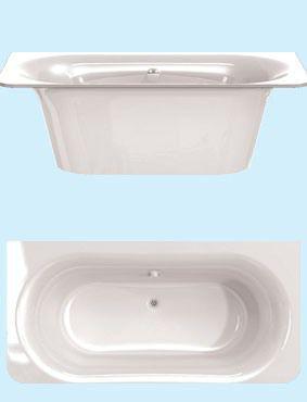 Ванна Astra-Form Прима 1850х900