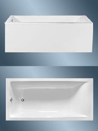 Ванна Astra-Form Нейт 1700х800
